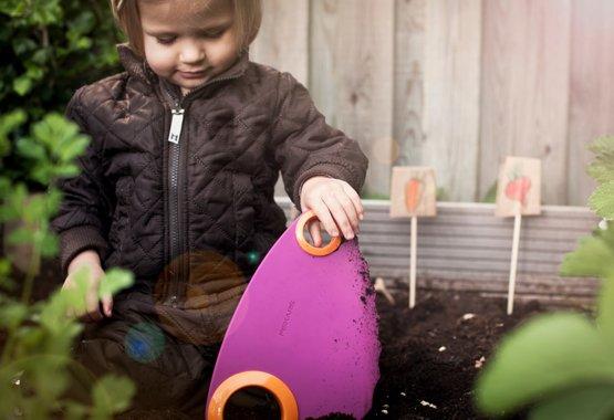 Naj čas za vrtnarjenje postane čas za igro