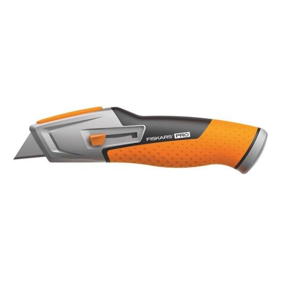 CarbonMax delavski nož s pomožnim rezilom