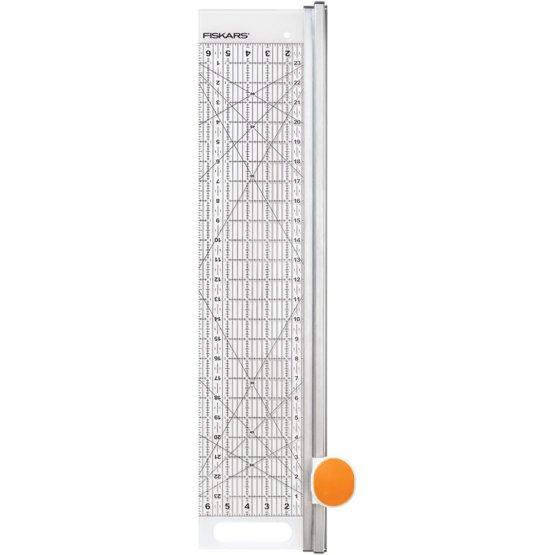2 v 1 Rotacijsko rezilo (45mm) & Ravnilo (15x61cm)