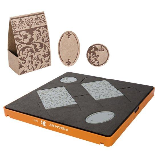 Oblikovalni paket za delo z debelejšimi materiali - Velik - Darilna škatla
