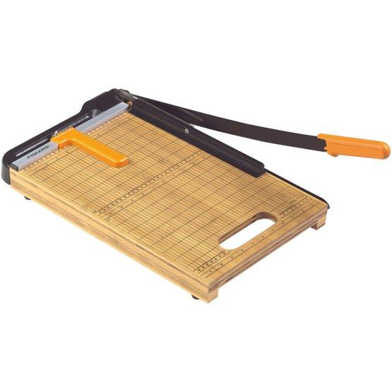 A4 Giljotina za papir iz bambusa 30 cm