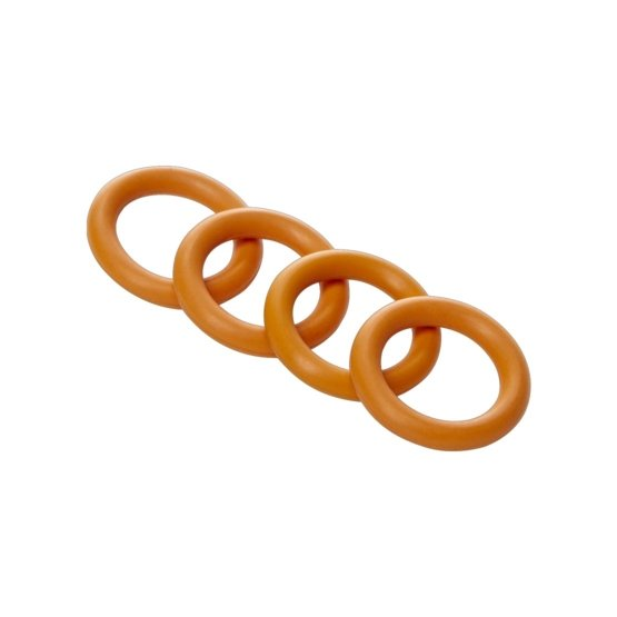 Tesnila za priključke O-ring, 4 kosi